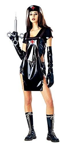 Malpractice Evil Nurse Costume Womens