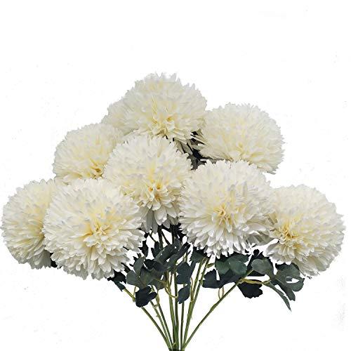 cn-Knight Artificial Flower 8pcs 22