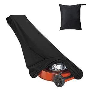 gaeruite Cortacésped Lona Cubierta económica Agua Densidad staubdichte UV – Funda para cortacésped Garage Protectora, 191 cm