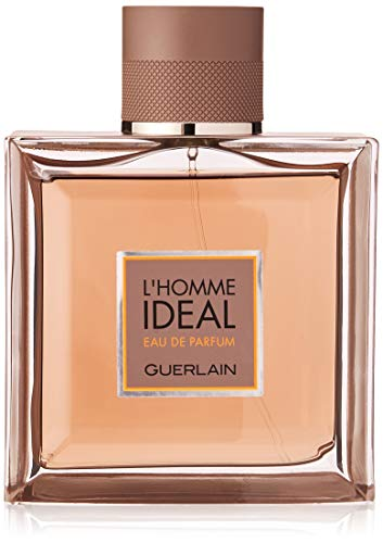 Guerlain L Homme Ideal Eau De Parfum Spray For Men, 3.3 Ounce