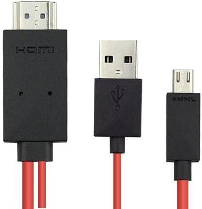 Cable adaptador Micro USB MHL a HDMI para Samsung Galaxy S3, S4 y ...