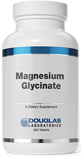 Douglas Laboratories® - Magnesium Glycinate - Supports Normal Heart Function and Bone formation* - 240 Tablets by Douglas Laboratories