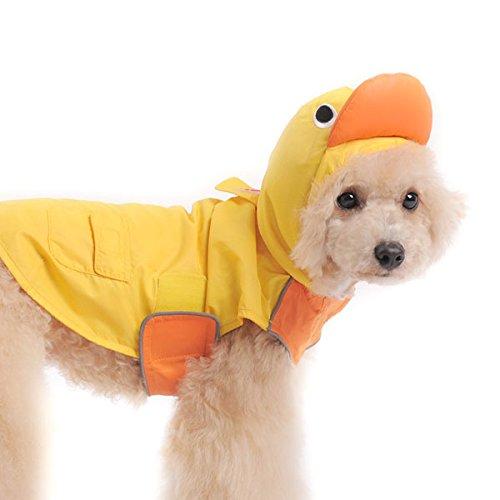 Dogo Duck Raincoat - Extra Small by DOGO 100