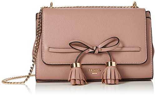 Dune Women's Essey Cross-Body Bag Pink (Blush)