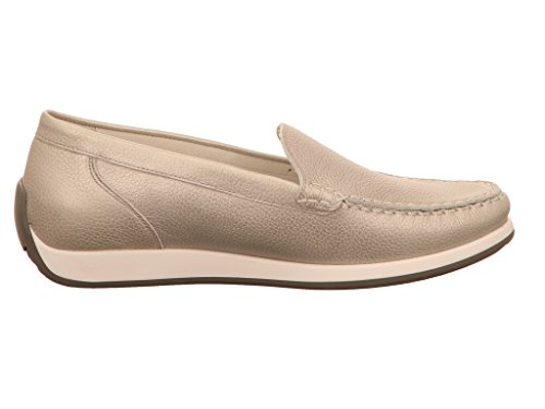 Waldläufer Women's Loafer Flats Taupe ow5pHV4e