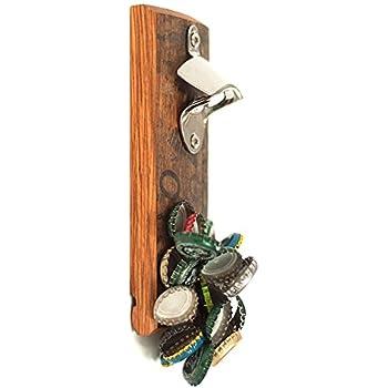 magnetic bottle opener bourbon barrel - Magnetic Bottle Opener