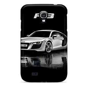 JamieBratt Samsung Galaxy S4 Excellent Hard Cell-phone Cases Customized Lifelike Audi R8 Skin [duM16794tsft]