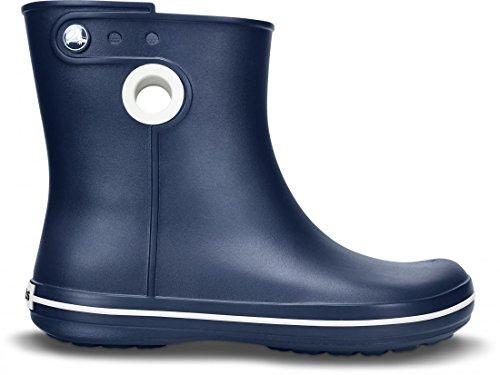 Crocs Blau 410 Regenstiefel Jaunt Damen Shorty Navy rwr0g