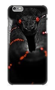 CfhzLP-3183-OvMoP Hot Fashion Design Case Cover For Iphone 6 Plus Protective Case (Animal Snake Boa Piton Bola)