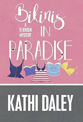 book cover of Bikinis in Paradise