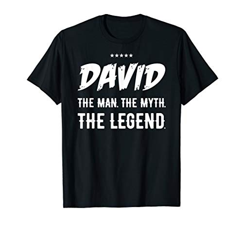 David T-Shirt (David & David Welcome To The Boomtown)