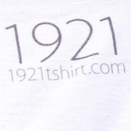 5353v Uomo Cotone 1921 Fiammato Bianco Men Slub Multicolor T Maglia shirt White 4qXEWEdw