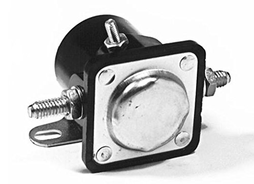 NEW SNOW PLOW 12V START SOLENOID FITS MEYER SIDE MOUNT FITS MEYER POSITIVE 150 AMPS 3 TERMINALS 15370 731103 -  RAREELECTRICAL, BPL3011