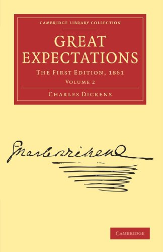 Great Expectations: The First Edition, 1861 (Cambridge Library Collection - Literary Studies)