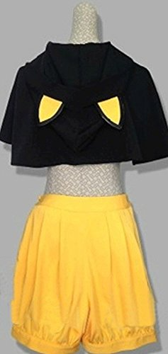 Vocaloid Family Kagamine Rin & Kagamine Ren Cosplay Costume Customize Cosplay Costume