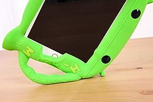 CHIN FAI Estuche iPad 2, Estuche para iPad 3, Estuche para iPad 4 - Estuche para iPad 2/3/4, Estuche de Silicona Lavable a Prueba de Golpes para niños para iPad 2 3 4: Amazon.es: Electrónica