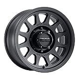 "Method Race Wheels 703 Matte Black 17x8.5 8x6.5, 0mm Offset 4.75"" Backspace, MR70378580500"
