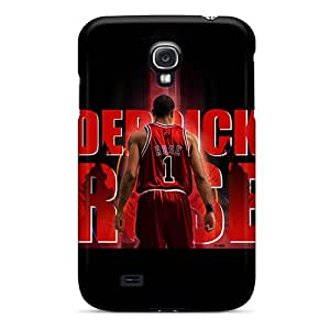 Tpu Case Cover Compatible For Galaxy S4/ Hot Case/ D Rose