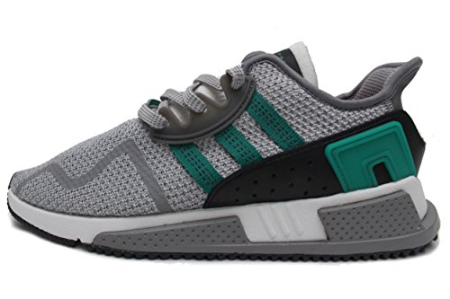 adidas Originals Men's EQT Cushion ADV Grey/Green/White 14 D - Originals Adidas Buy