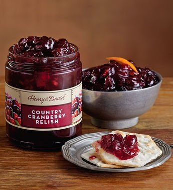 Harry & David Country Cranberry Relish (10 oz Jar)