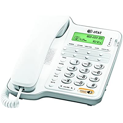 at-t-cl2909-corded-phone-with-speakerphone