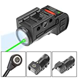 Best Green Laser Sights - Lasercross CL105 New Magnetic Charging Internal Green Laser Review