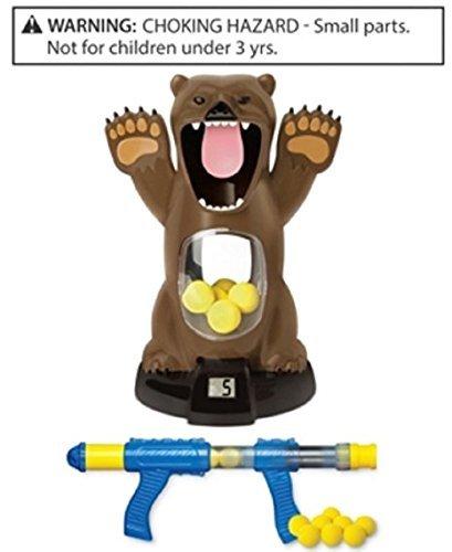 saludable Platinum Collection Bear Shooting Juego marrón marrón marrón by Platinum Collection  calidad auténtica
