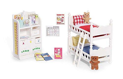 Calico Critters: Children's Bedroom (Single Dresser Set)