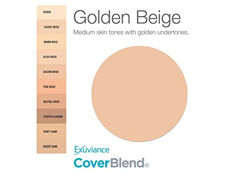 exuviance coverblend powder