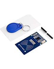 AZDelivery RFID Kit RC522 met Reader, Chip en Card 13.56MHz SPI compatibel met Arduino en Raspberry Pi Inclusief E-Book!