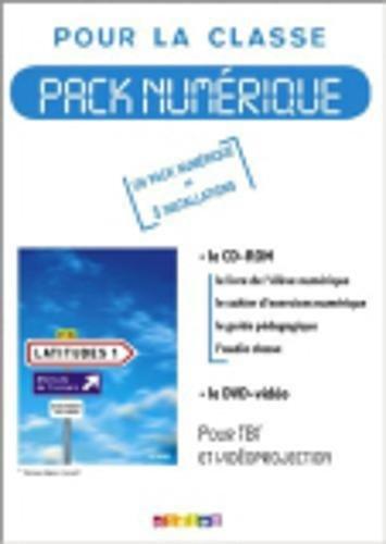 Latitudes: Pack numerique & DVD 1 (5 licences) (A1-A2) pdf
