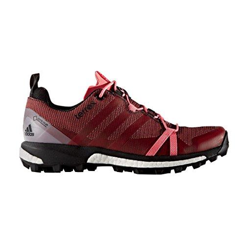 adidas Terrex Agravic Gtx W, Zapatillas de Running para Asfalto para Mujer granate