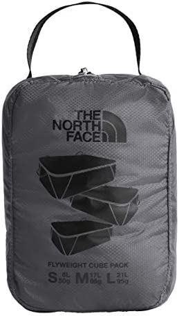 The North Face Flyweight Package - Small/Medium/Large, Asphalt ...