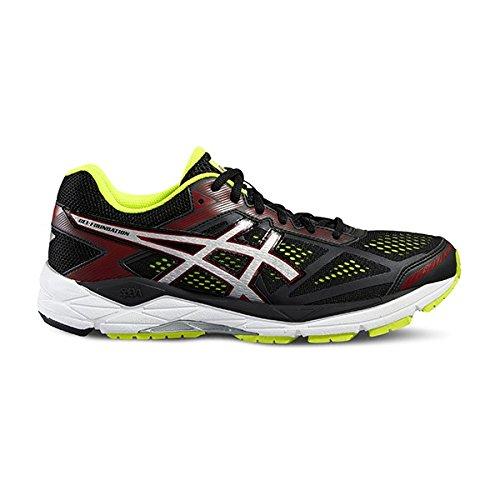 Asics Gel-Foundation Zapatillas Para Correr (2E Width) - AW15 Negro