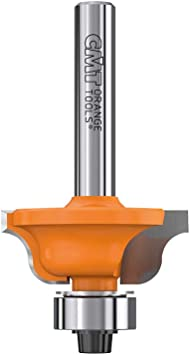 CMT 840.270.11 Roman ogee Bit 1//4-Inch Shank 5//32-Inch Radius Carbide-Tipped