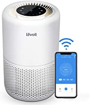 LEVOIT Smart WiFi Air Purifier for Home, Alexa Enabled H13 True HEPA Filter for Allergies, Pets, Smokers, Smok