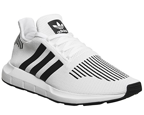 buy popular 4c9ec e92d2 adidas Swift Run, Zapatillas de Running Para Hombre Blanco  (FtwblaNegbasBrgrin