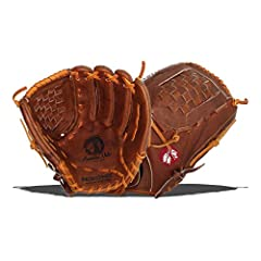 Inspired by Nokona's history of handcrafting ball gloves in America for over 80 years, the proprietary Walnut Crunch leather is a signature of Nokona. This glove provides great stability, duarability, and a game-ready feel. This classic serie...