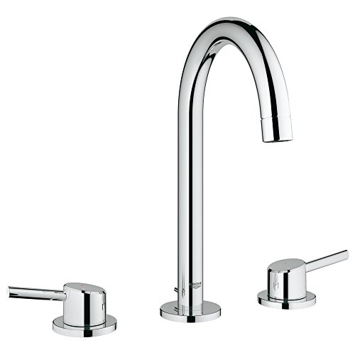 Faucet Swivel Grohe - Concetto L-Size 2-Handle 3-Hole Bathroom Faucet - 1.2 GPM