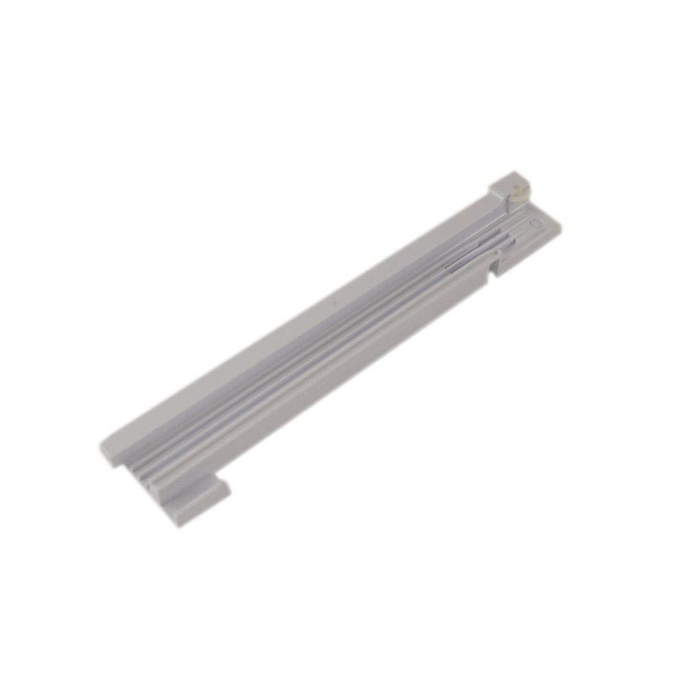 Samsung DA97-11292B Refrigerator Crisper Drawer Slide Rail, Left Genuine Original Equipment Manufacturer (OEM) Part