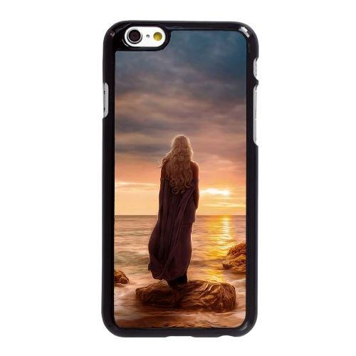 U8T44 de M5Q8MV coque iPhone 6 Plus de 5,5 pouces cas de couverture de téléphone portable coque noire RU7CGT8GI