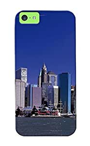 CJKjSWI7654sbqYv Manhattan Skyline Fashion Tpu Case Cover For Iphone 5c, Series