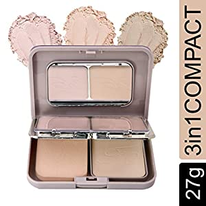 FC LOGO FC Fashion Colour 3in1 Compact Powder