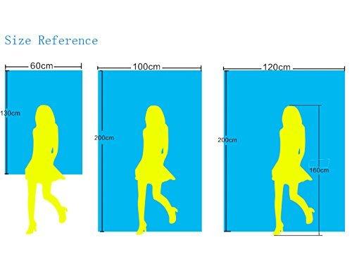 Studio Selens 120x200cm Toile de Fond en PVC Lisse pour Photographie Vid/éo et T/él/évision Rose