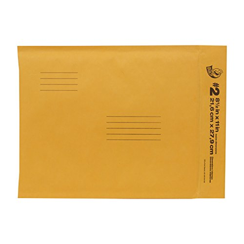 Duck Brand Kraft Bubble Mailers