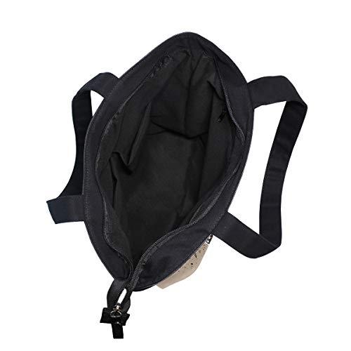 Bennigiry Cabas Multicolore Pour Unique Totalbag 001 Femme Taille qqfFn71wx
