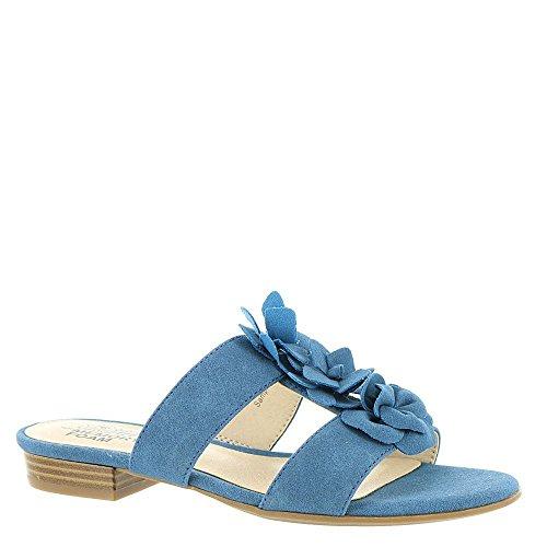 LifeStride Camille Women's Sandal 8.5 C/D US Blue -