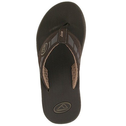 Reef Men's Phantom Sandal, Brown, 10 M US