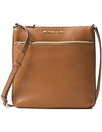 Riley Leather Crossbody