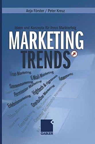 Marketing-Trends: Ideen und Konzepte für Ihren Markterfolg